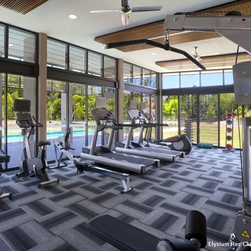 Elysium Rec Club Gymnasium